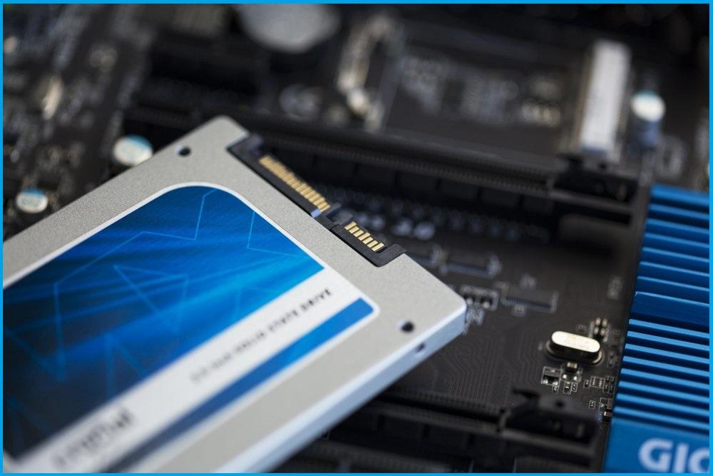 SSD очень быстрый