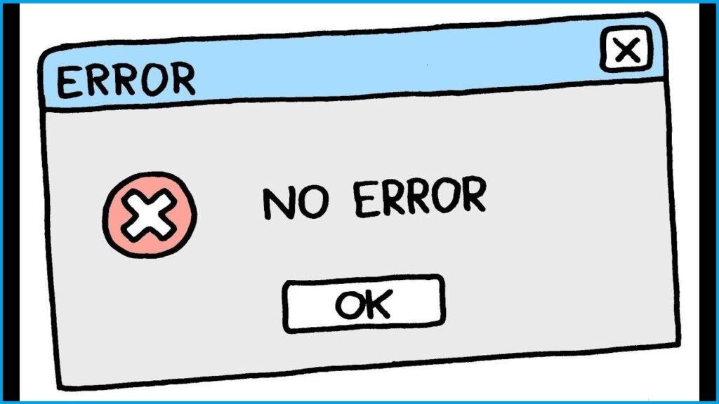 Ошибка (Error)!