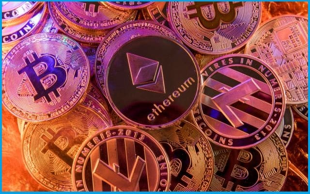 Биткоины, эфириум, лайткоин — криптовалюты