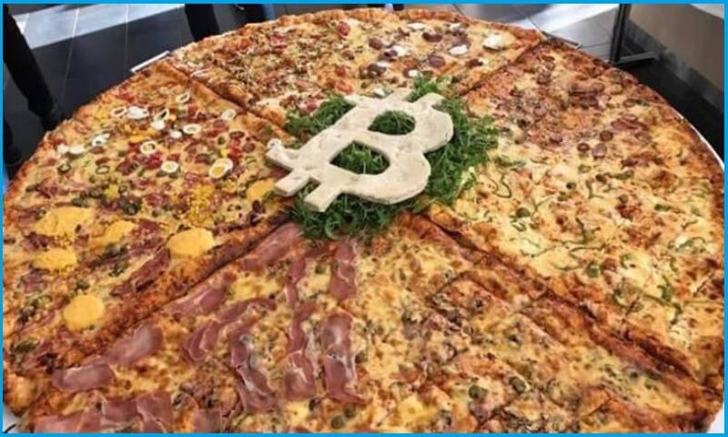 Самая дорогая пицца в мире...