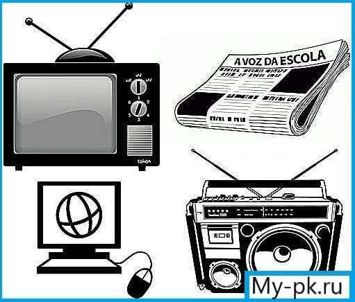 Интернет, ТВ и другие СМИ о BTC