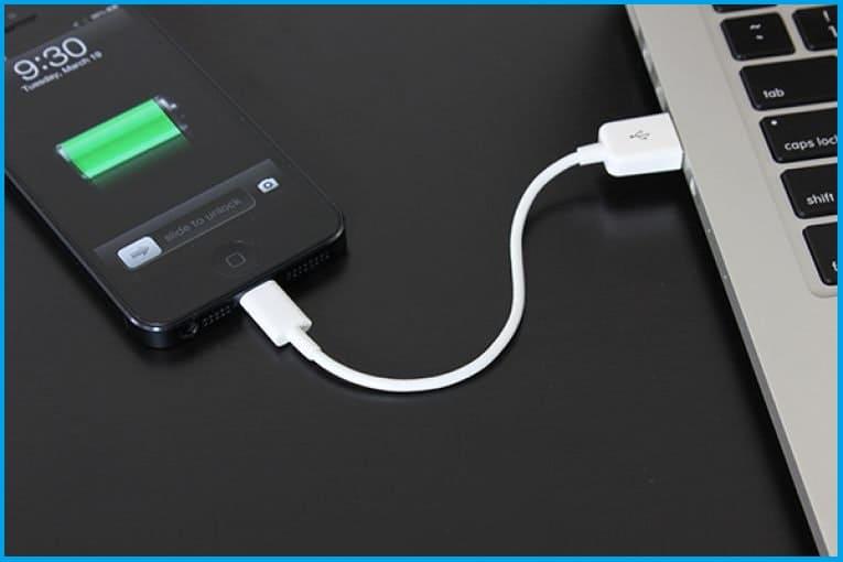 Сколько длится зарядка телефона от USB-порта?