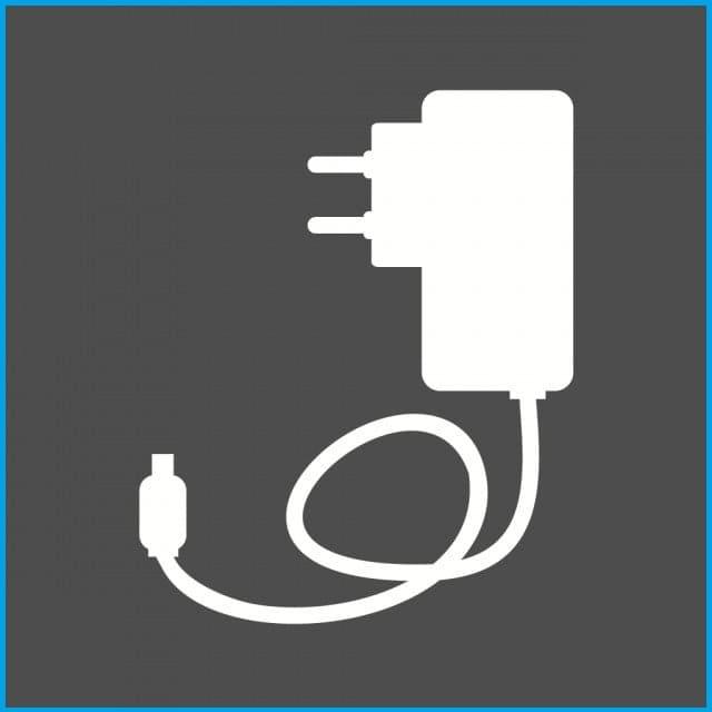 Зарядка от сторонних устройств